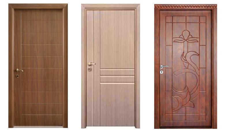 فروش درب اتاق چوبی